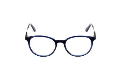 Lunettes de vue - Bleu - Arrondie - Berdoz Optic 77d7f344d1b8