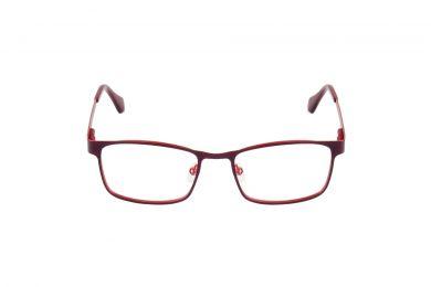 Lunettes de vue - Rouge - Homme - Berdoz Optic b9302d36bfd5