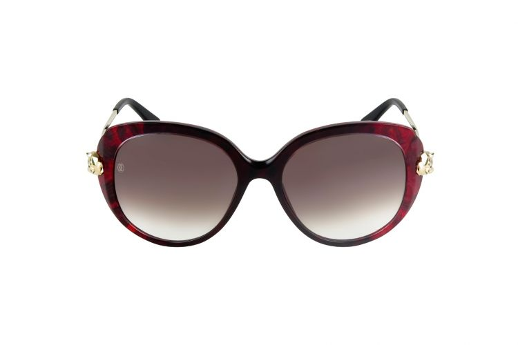 70f663be434686 Panthère Wild Gold rouge