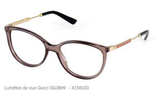 Lunettes de vue Gucci GG3849