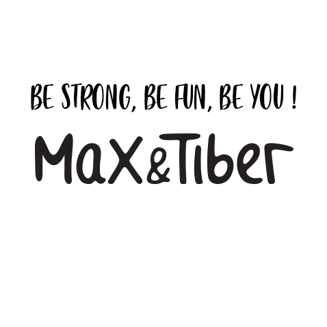 Logo and claim Max-et-Tiber